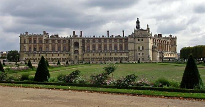Geografía Pregunta Trivia: ¿En qué país se localiza el Castillo de Saint-Germain-en-Laye?