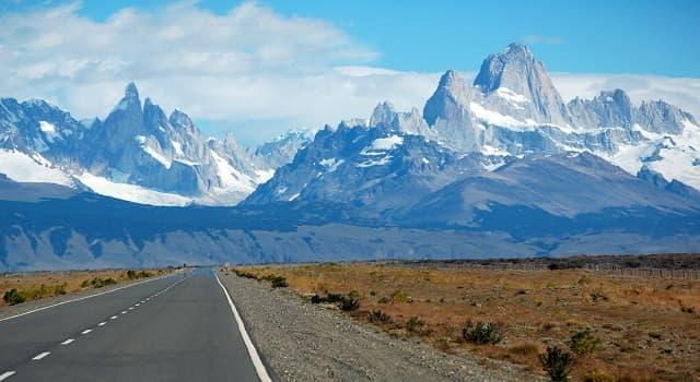Geografía Pregunta Trivia: ¿En qué país se localiza el Monte Fitz Roy o Chaltén?
