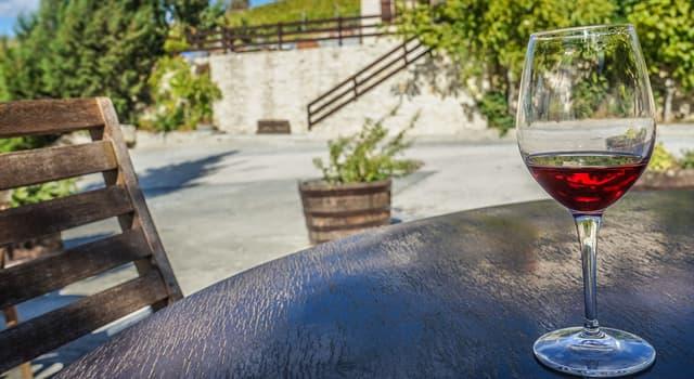 """Cultura Pregunta Trivia: ¿En qué país se produce el vino """"Commandaria"""", uno de los más antiguos que aún se producen?"""