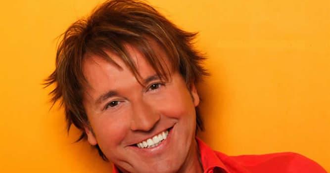 Cultura Pregunta Trivia: ¿En qué provincia de la República Argentina nació Ricardo Montaner?