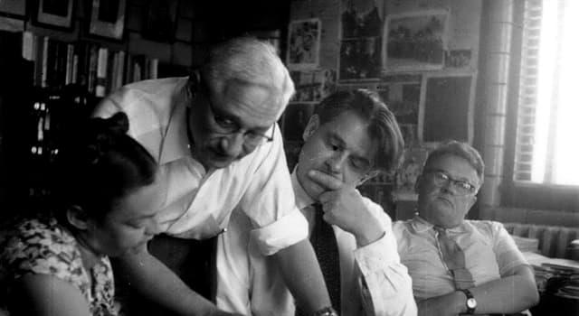 Сiencia Pregunta Trivia: ¿En qué rama de la ciencia destacó Albert Sabin?