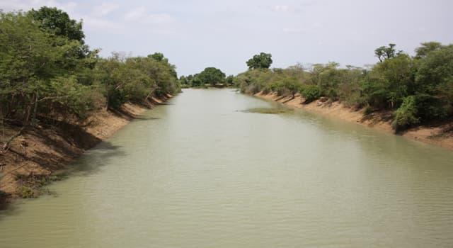 Geografía Pregunta Trivia: ¿En qué región del continente africano se encuentra el río Volta?