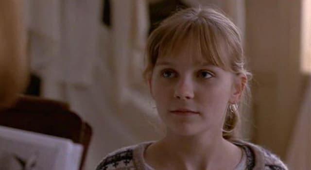 """Películas Pregunta Trivia: ¿Qué es """"jumanji"""" en la película de 1995 de mismo nombre protagonizada por una joven Kirsten Dunst?"""