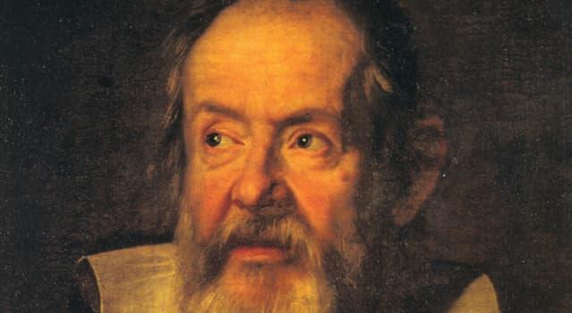 Historia Pregunta Trivia: ¿En qué país de Europa nació Galileo?