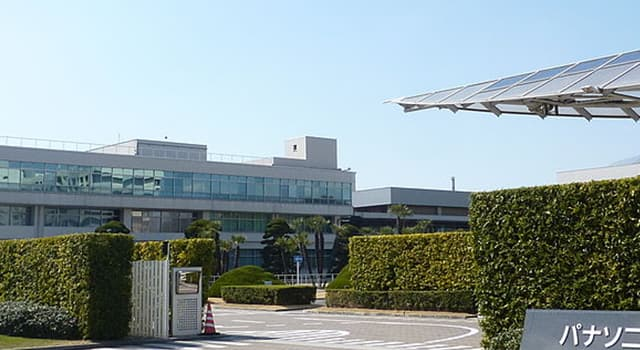 Sociedad Pregunta Trivia: ¿Dónde está la sede de Panasonic?