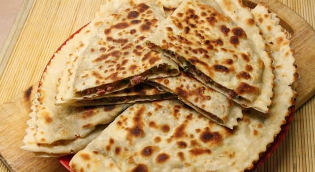 Cultura Pregunta Trivia: ¿Los gözleme son un plato tradicional de qué gastronomía?