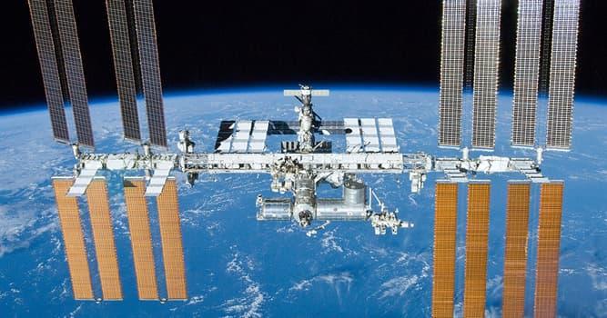 Cultura Pregunta Trivia: ¿Hasta noviembre de 2020, cuántas personas han visitado la Estación Espacial Internacional?