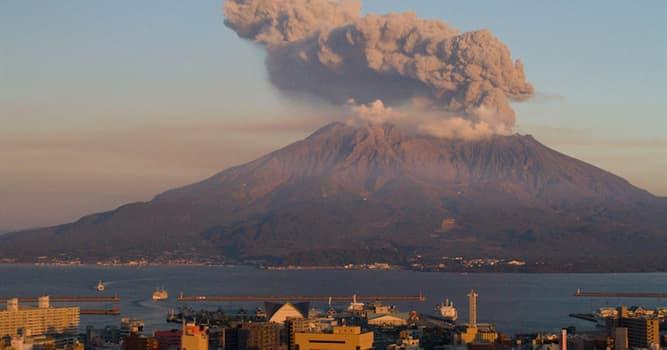 Geografía Pregunta Trivia: ¿En qué país está el volcán Unzen?