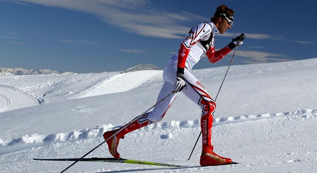Deporte Pregunta Trivia: ¿Qué material se usaba originalmente para fabricar bastones de esquí?