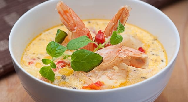 Cultura Pregunta Trivia: ¿Cómo se llama esta sopa de pescado?