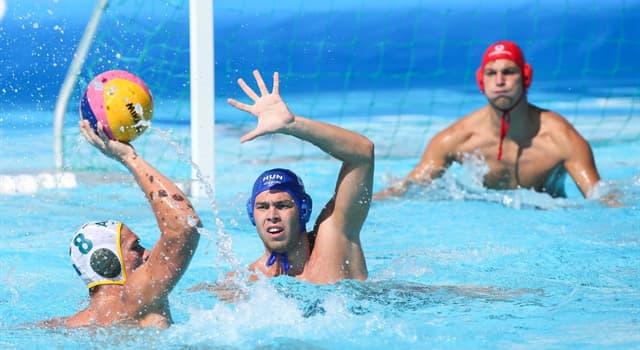 Deporte Pregunta Trivia: ¿Qué tipo de deporte ves en la imagen?