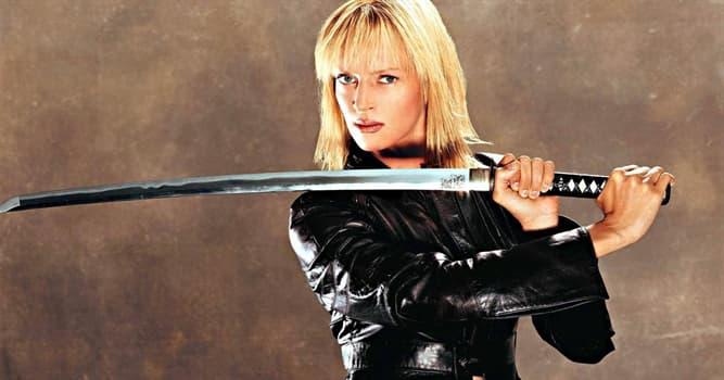 Películas Pregunta Trivia: ¿Qué actriz interpretó a la protagonista de Kill Bill?