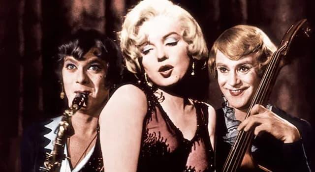 """Películas Pregunta Trivia: ¿Quién fue la protagonista de """"Una Eva y dos Adanes"""", también conocida como """"Con faldas y a lo loco""""?"""