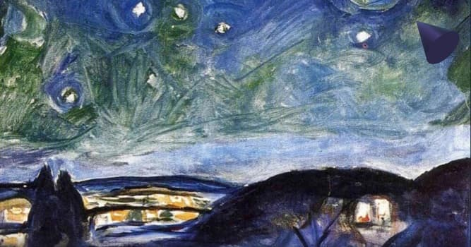 Cultura Pregunta Trivia: ¿Qué obra de Edvard Munch comparte el nombre con el famoso cuadro de Van Gogh?