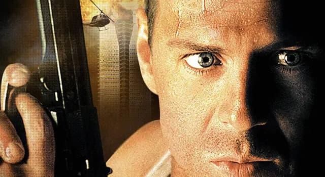 "Películas Pregunta Trivia: ¿Qué actor saltó a la fama después de protagonizar ""Duro de matar"" (o ""La jungla de cristal"")?"