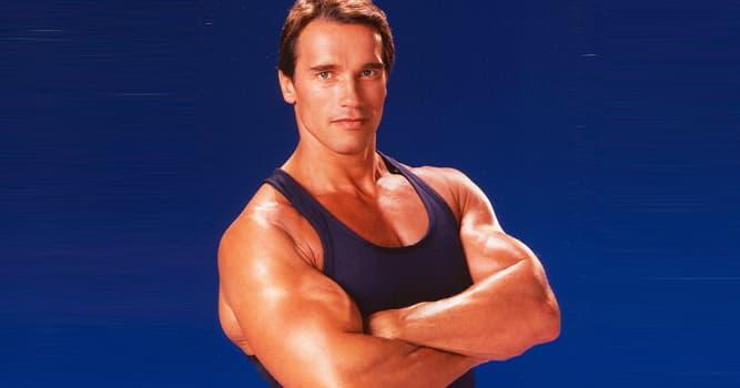 Películas Pregunta Trivia: ¿Cuál de estos datos sobre Arnold Schwarzenegger no es cierto?