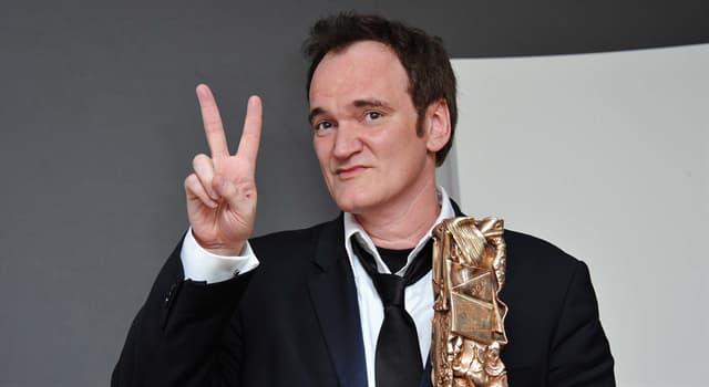 Películas Pregunta Trivia: ¿Cuál de estas películas NO fue dirigida por Quentin Tarantino?