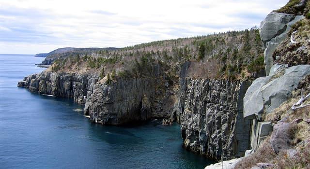 Geografía Pregunta Trivia: ¿De qué país es la isla de Terranova?
