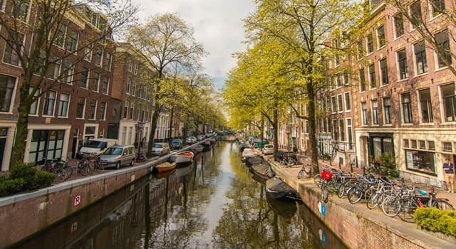 Geografía Pregunta Trivia: ¿Qué país es conocido informalmente como Holanda?
