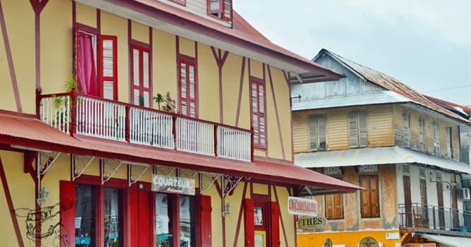 Geografía Pregunta Trivia: ¿La ciudad de Cayena es la capital de qué país?
