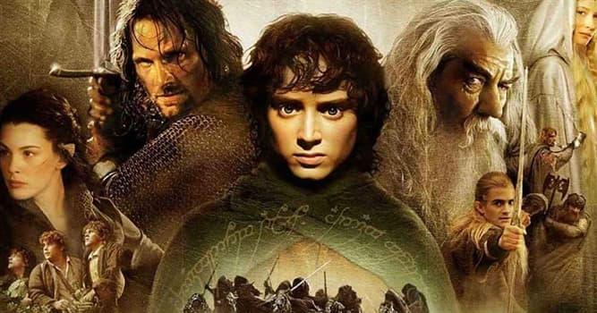 Películas Pregunta Trivia: Hay una trilogía de películas basadas en la novela de J.J.R Tolkien. ¿Cómo se llama la novela?