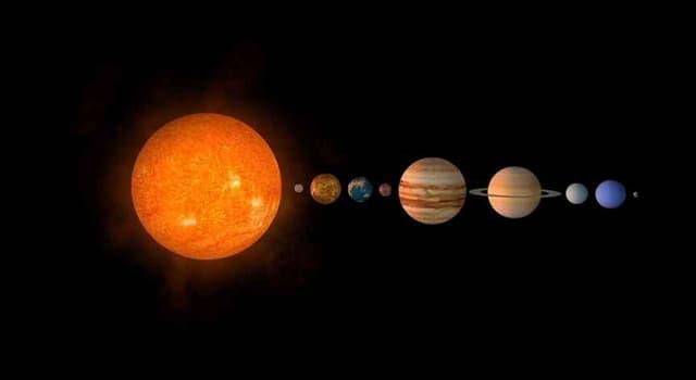Сiencia Pregunta Trivia: ¿Por qué los planetas son redondos?
