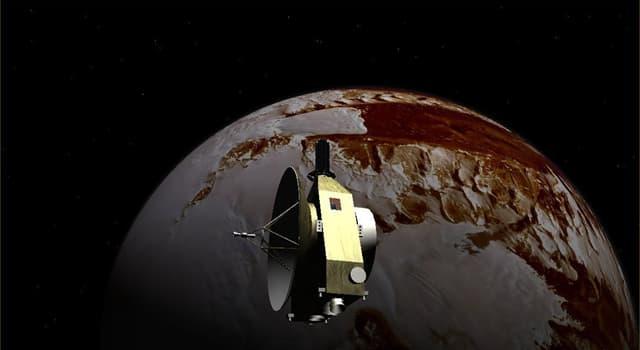 Сiencia Pregunta Trivia: ¿Por qué Plutón dejó de ser el noveno planeta del Sistema Solar?