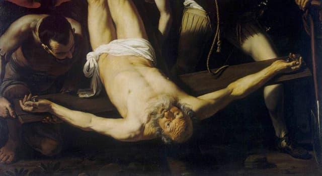 Cultura Pregunta Trivia: ¿Por qué San Pedro murió crucificado en Roma, con la cabeza hacia abajo?