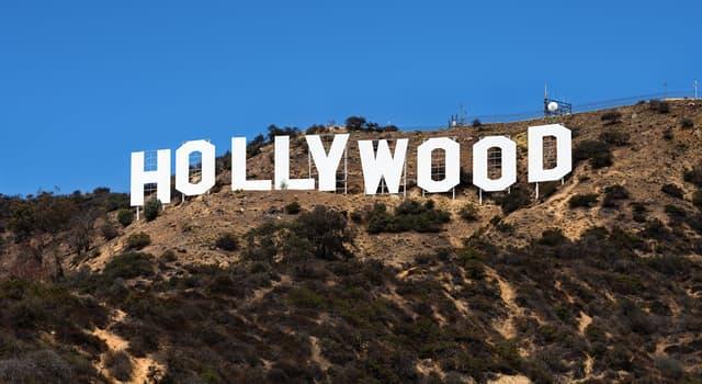 Cultura Pregunta Trivia: ¿Por qué se le dio el nombre de Hollywood al distrito de Los Ángeles en California?