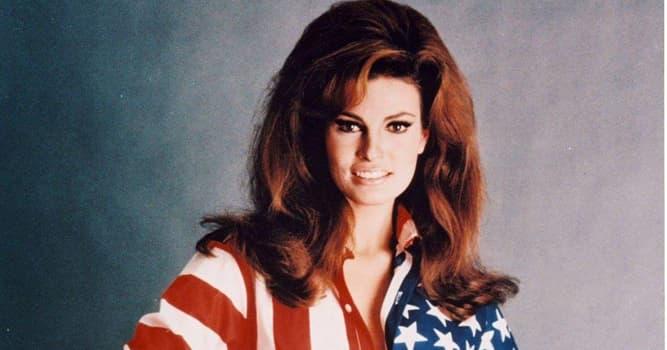 Películas Pregunta Trivia: ¿Qué actriz aparece en el famoso póster de los 70s?