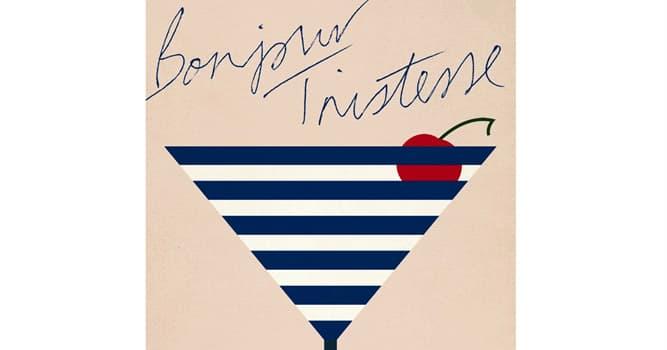 "Cultura Pregunta Trivia: ¿Qué autora se hizo famosa con la novela ""Bonjour Tristesse""?"