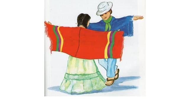 "Cultura Pregunta Trivia: ¿Qué ave simula ser el hombre con el poncho en la danza llamada ""pala-pala""?"
