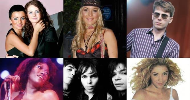 """Cultura Pregunta Trivia: ¿Qué cantante grabó su primer disco en inglés, """"Unison"""", en 1990?"""
