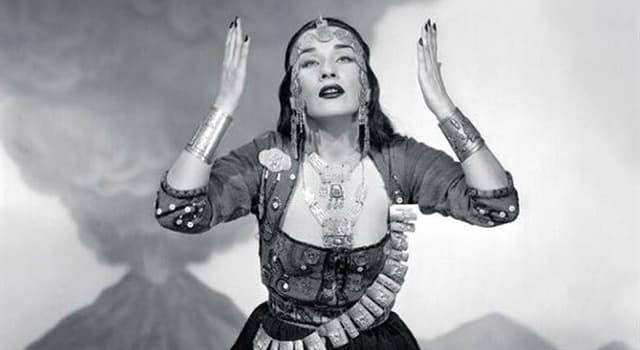 """Cultura Pregunta Trivia: ¿Qué cantante peruana es la autora de los discos """"Mambo!"""", """"Fuego del Ande"""" y """"Miracles""""?"""