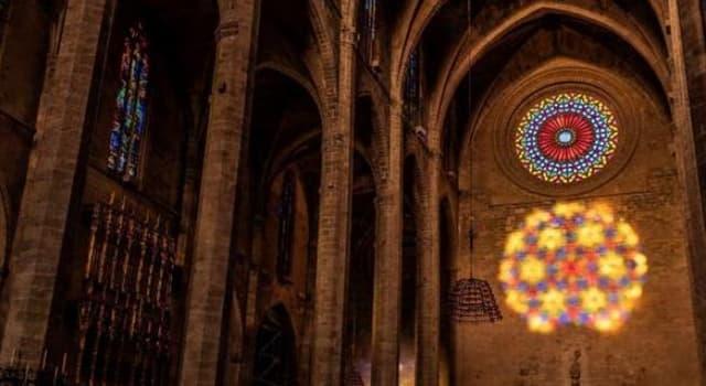 Cultura Pregunta Trivia: ¿Qué catedral tiene el mayor rosetón del mundo gótico?