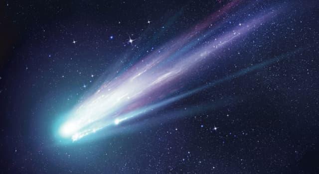 Сiencia Pregunta Trivia: ¿Qué cometa se vio por primera vez desde la tierra en 1974?