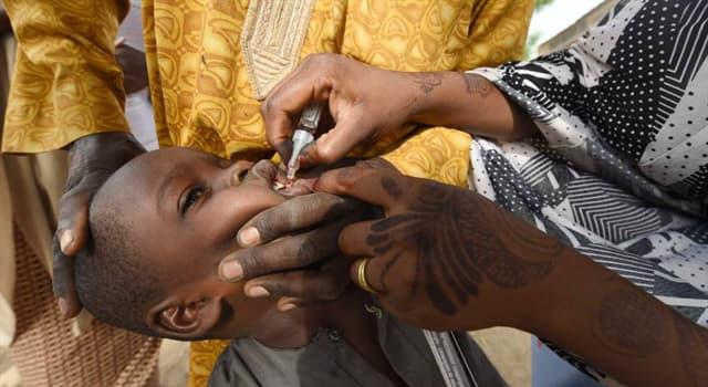 Сiencia Pregunta Trivia: ¿Qué enfermedad ha sido declarada erradicada en África en 2020, según la Organización Mundial de la Salud?