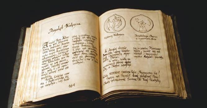"""Cultura Pregunta Trivia: ¿Qué es el misterioso libro """"El Necronomicon""""?"""