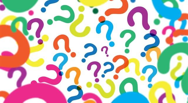Sociedad Pregunta Trivia: ¿Qué es el tsakonio?