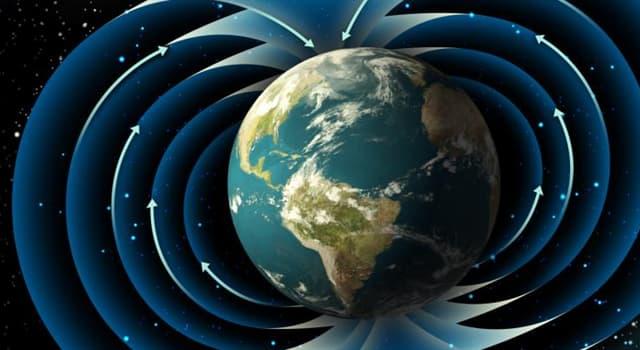Сiencia Pregunta Trivia: ¿Qué es la inversión magnética?