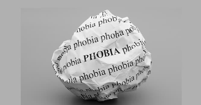 Cultura Pregunta Trivia: ¿Qué es la pedofobia?