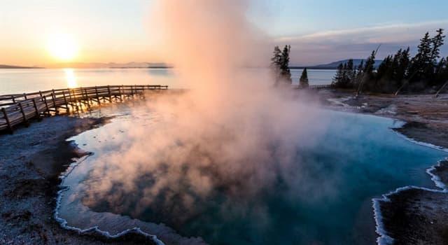 Naturaleza Pregunta Trivia: ¿Qué es una erupción límnica?