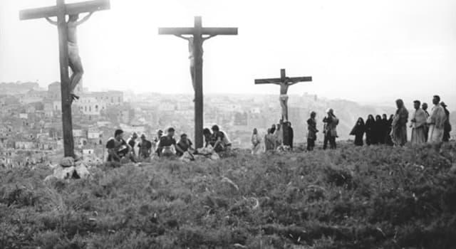 Películas Pregunta Trivia: ¿Qué evangelio adaptó al cine Pier Paolo Pasolini?
