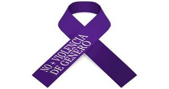 Sociedad Pregunta Trivia: ¿Qué fecha estableció la ONU como día Internacional de la Eliminación de la Violencia de Género?