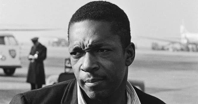 Cultura Pregunta Trivia: ¿Qué instrumento tocaba John Coltrane?