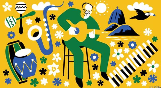 Cultura Pregunta Trivia: ¿Qué movimiento mundial brasileño es un subgénero del samba y el jazz?