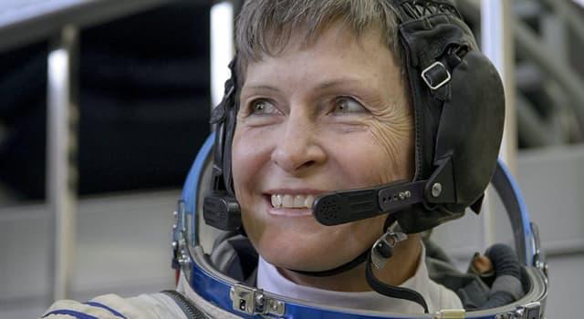 Сiencia Pregunta Trivia: ¿Qué mujer estadounidense ha estado más tiempo en órbita?