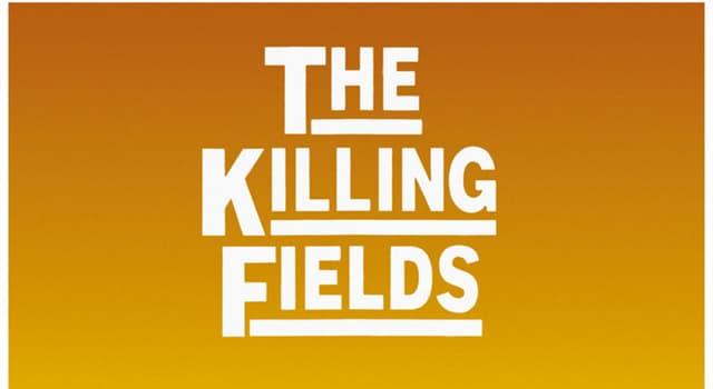"""Películas Pregunta Trivia: ¿Qué multinstrumentista inglés compuso la música de la película """"The Killing Fields""""?"""