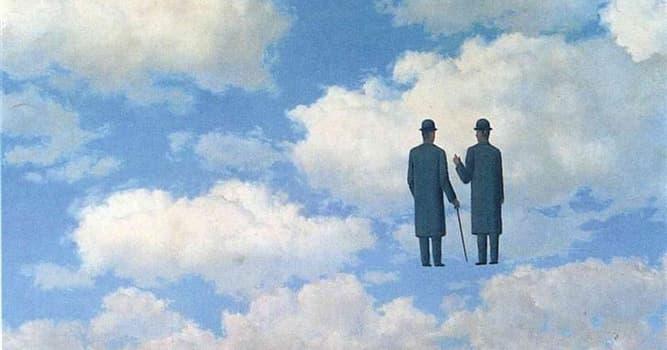 Cultura Pregunta Trivia: ¿Qué nacionalidad tenía el pintor René Magrite?
