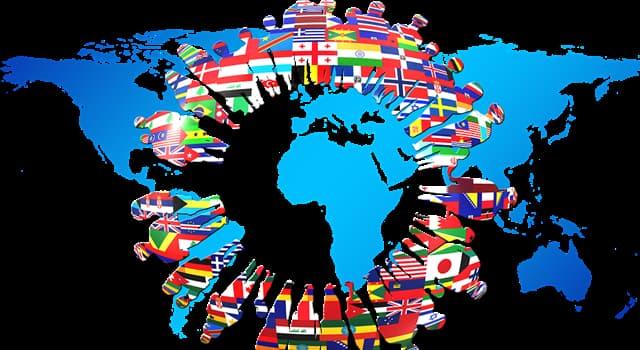Cultura Pregunta Trivia: ¿Qué país tiene su propio mapa en la bandera?